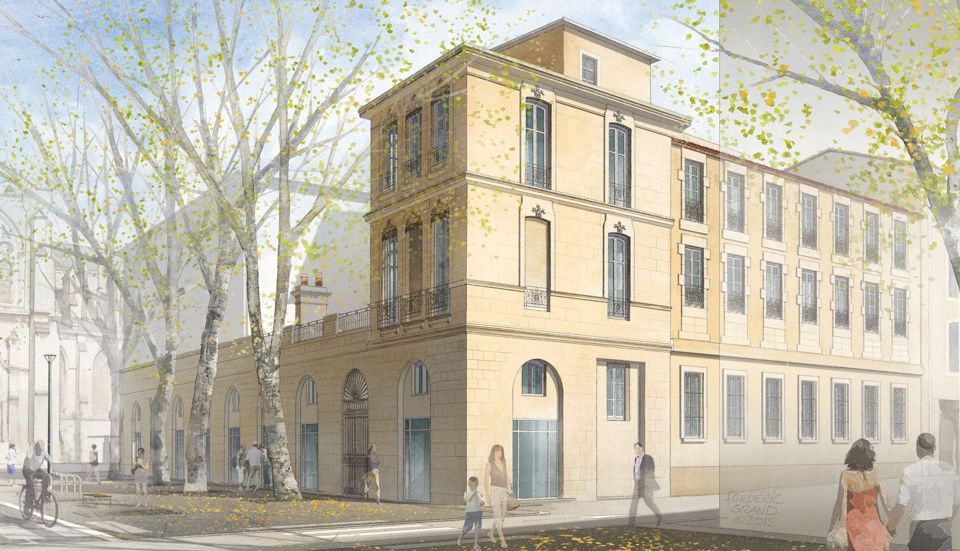Vente Penthouse - Nîmes