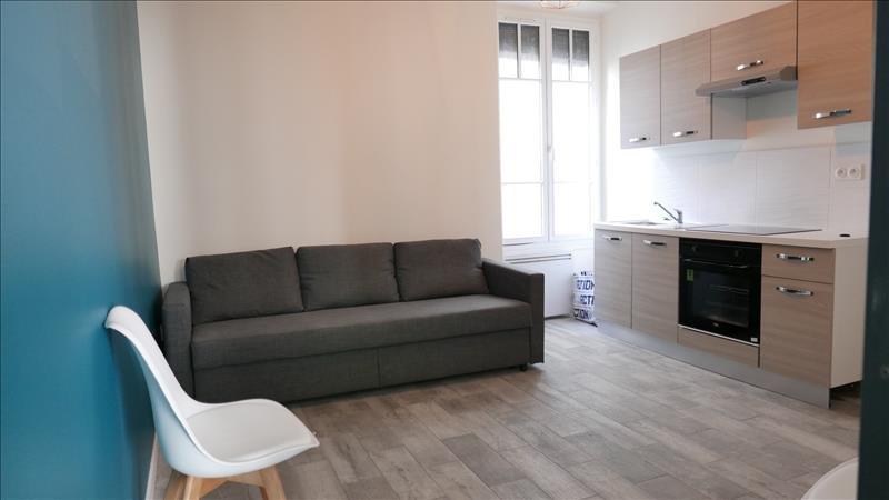 Location Appartement Surface de 29.2 m², 2 pièces, Lyon 3ème (69003)