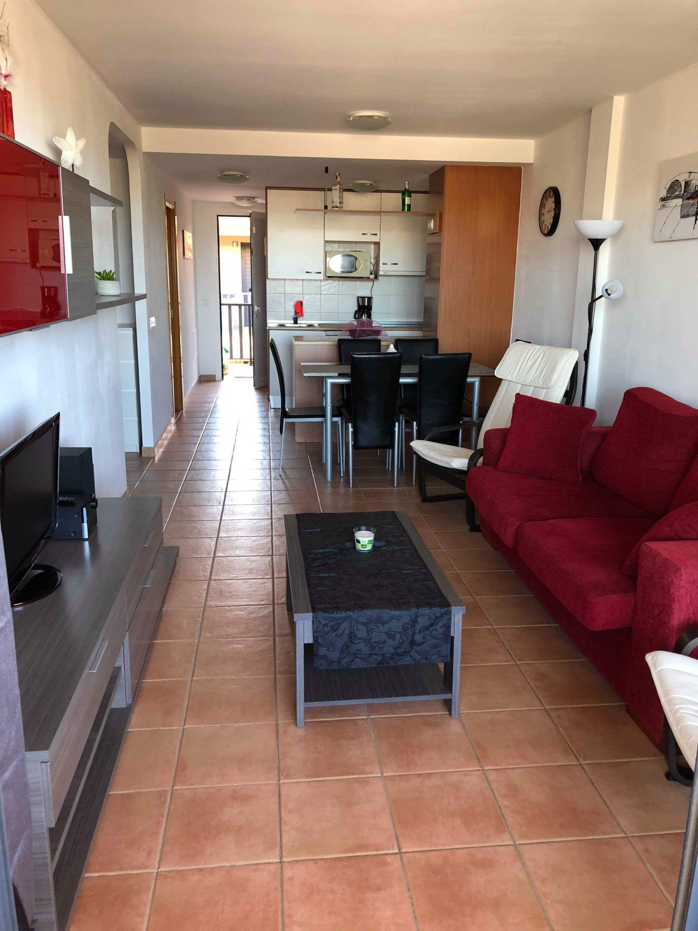Wonderful holiday apartment in Playa Paraiso!