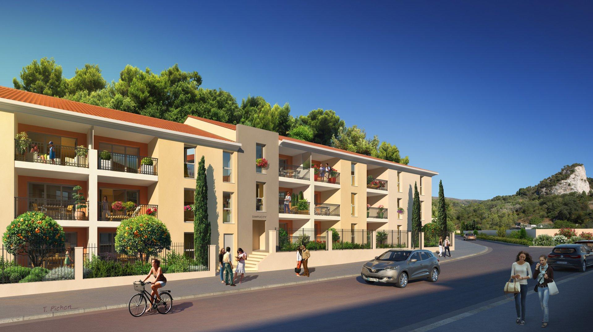Programme Immeuble - Saint-André-de-la-Roche