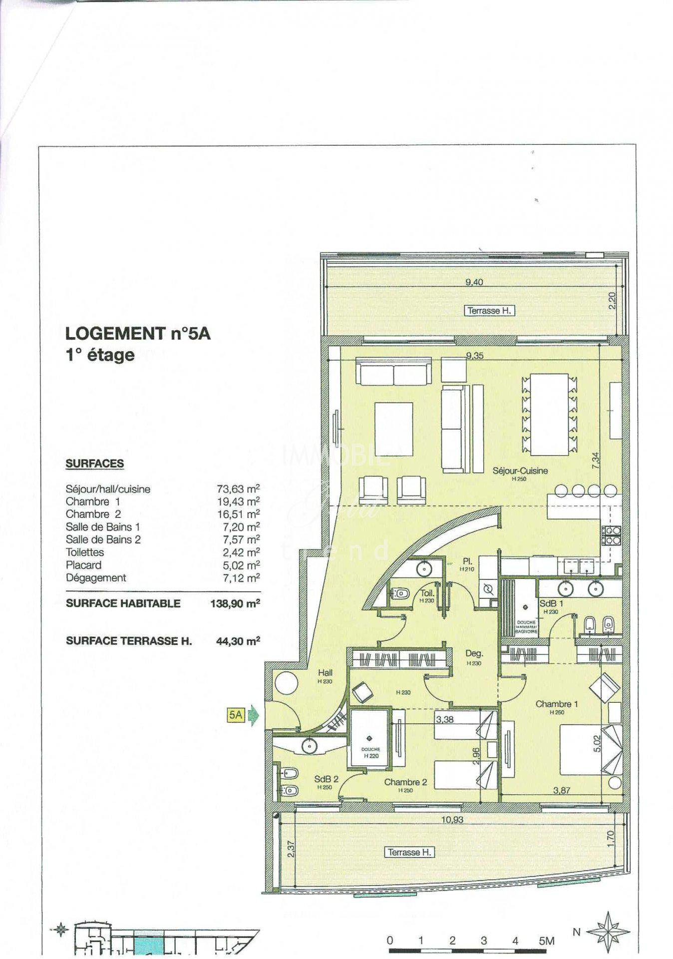 Продажа Апартаменты - Сен-Жан-Кап-Ферра (Saint-Jean-Cap-Ferrat)