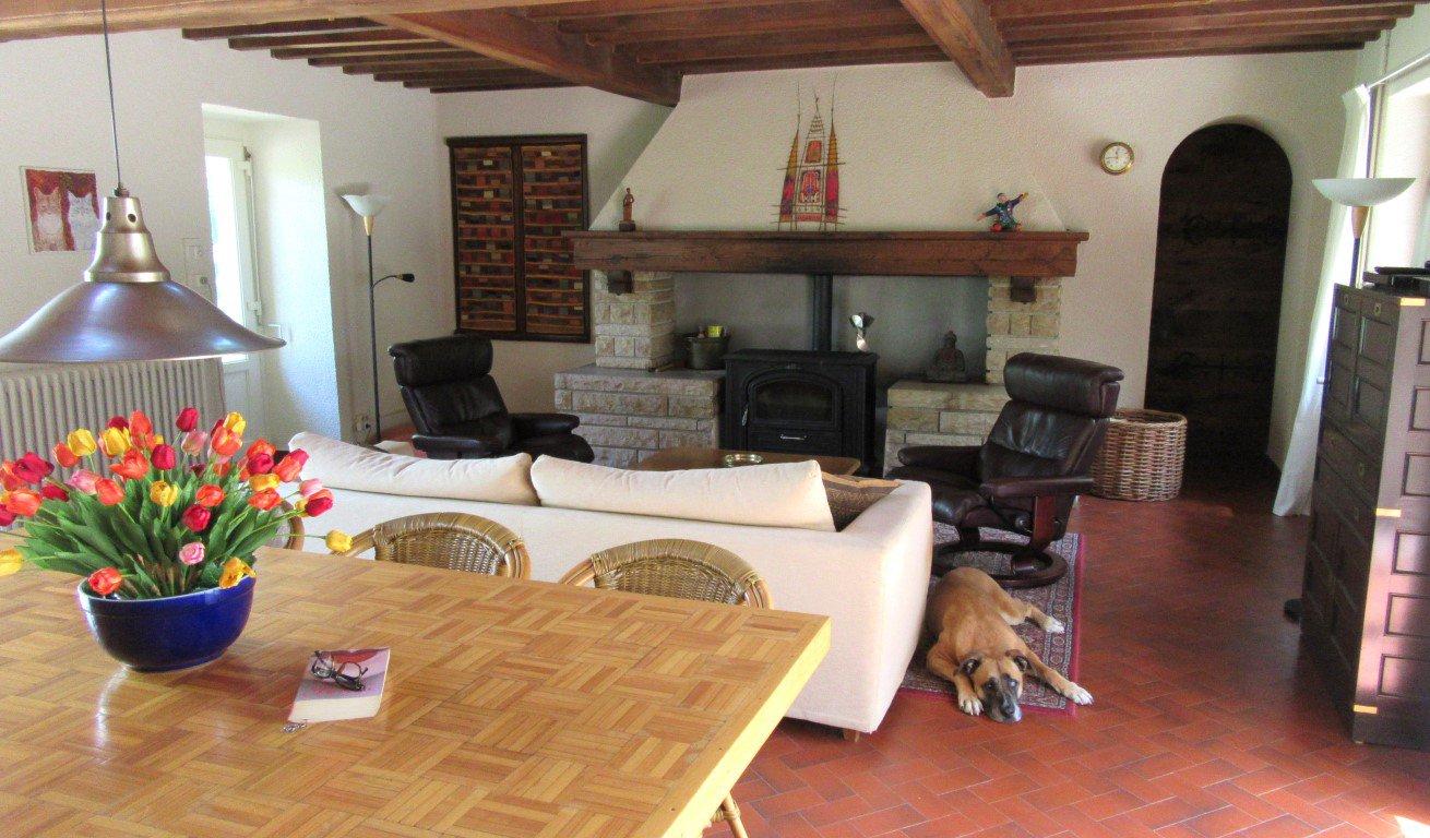 Comfortabel huis in de zuid Morvan op 1 ha grond