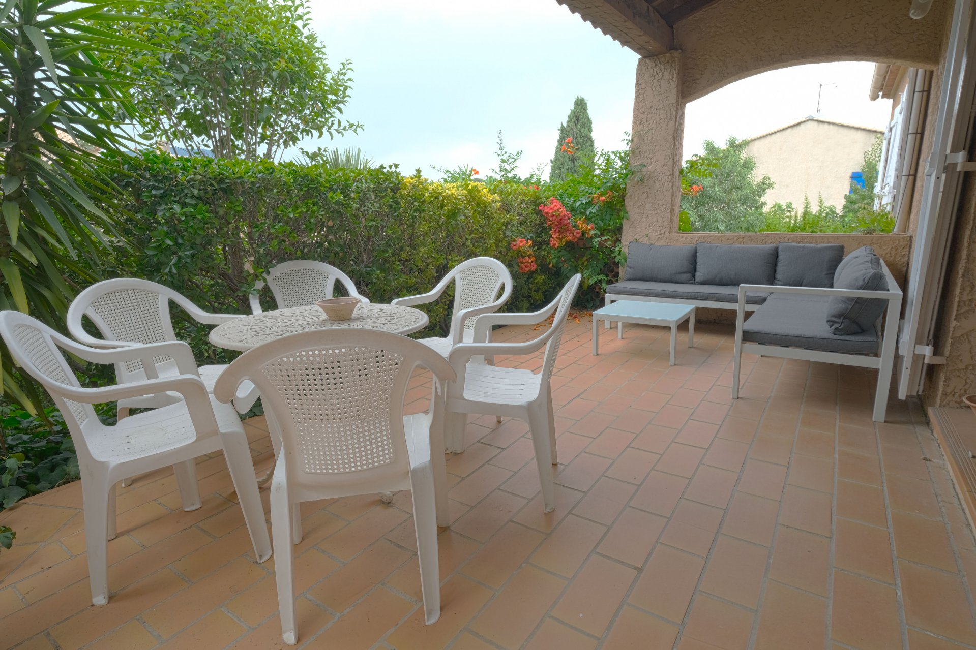 Renovated house 4 bedrooms, swimmingpool walking to sea St Maxime