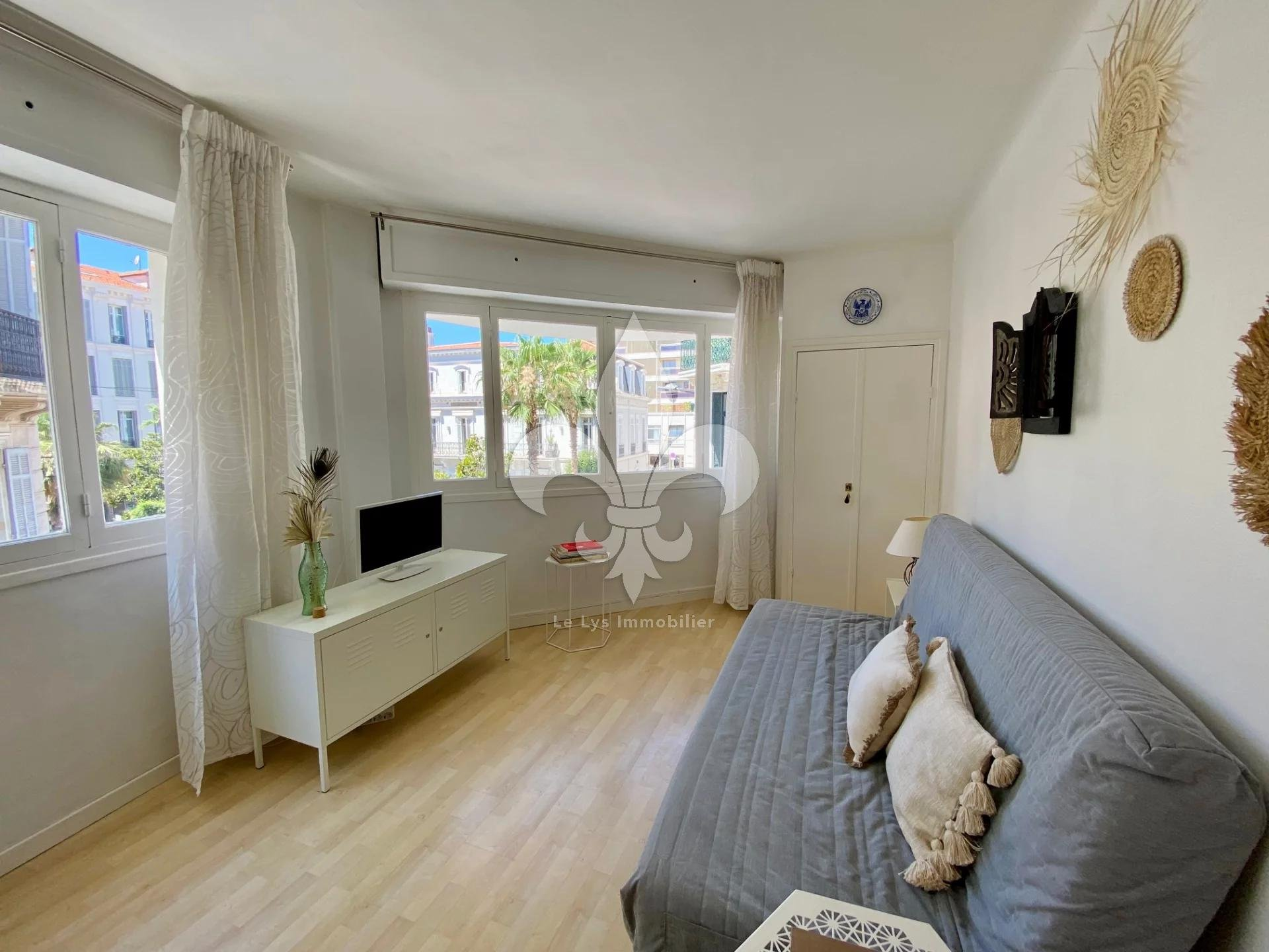 Cosy flat in the heart of Cannes