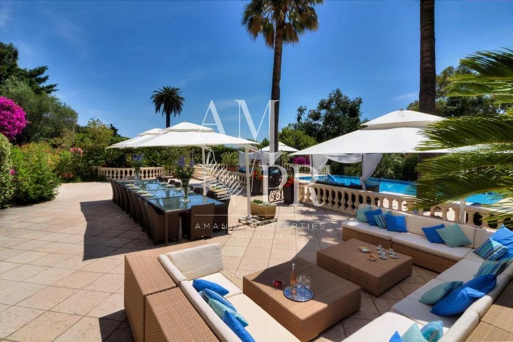 Panoramic sea view - Cannes - 11 bedrooms seasonal rental
