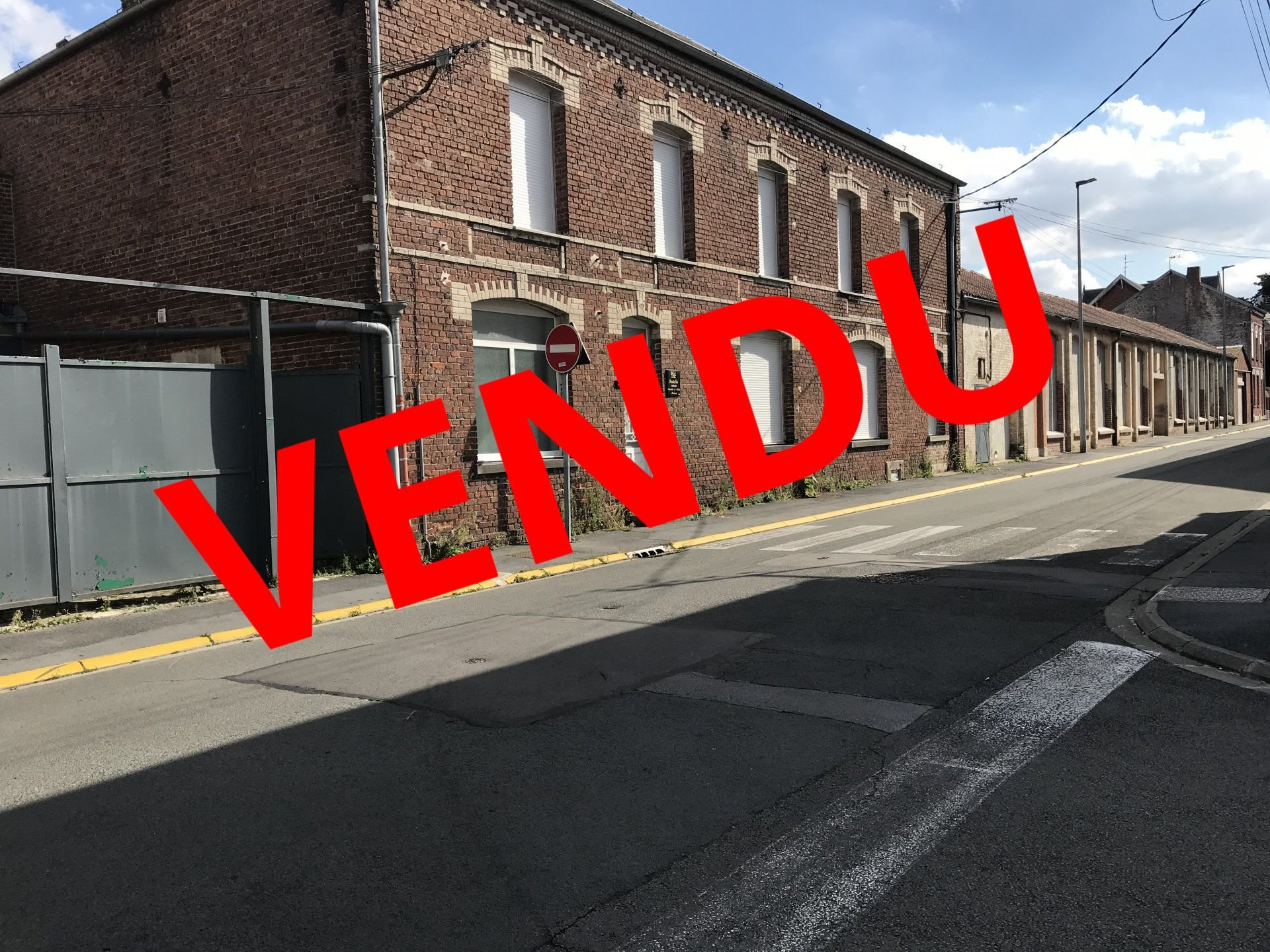 Sale Warehouse - Caudry