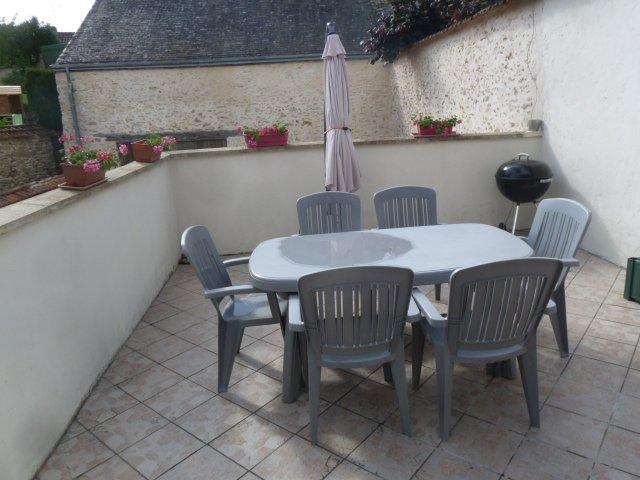 appt 5 pièces +terrasse