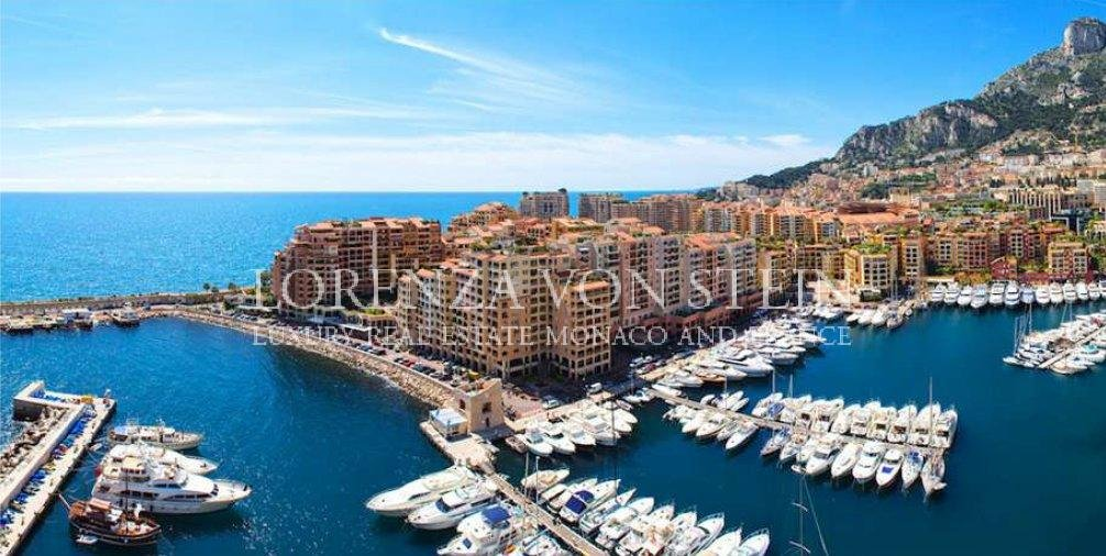 Fontvieille - High-end Building