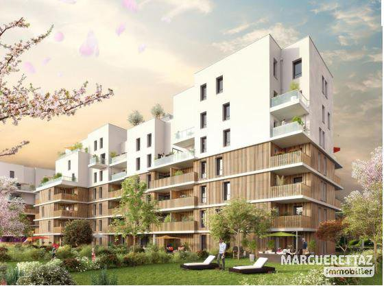 Vente Appartement - Ambilly