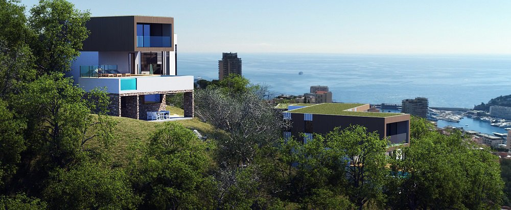CONTEMPORARY VILLA WITH BREATHTAKING PANORAMIC SEA VIEW