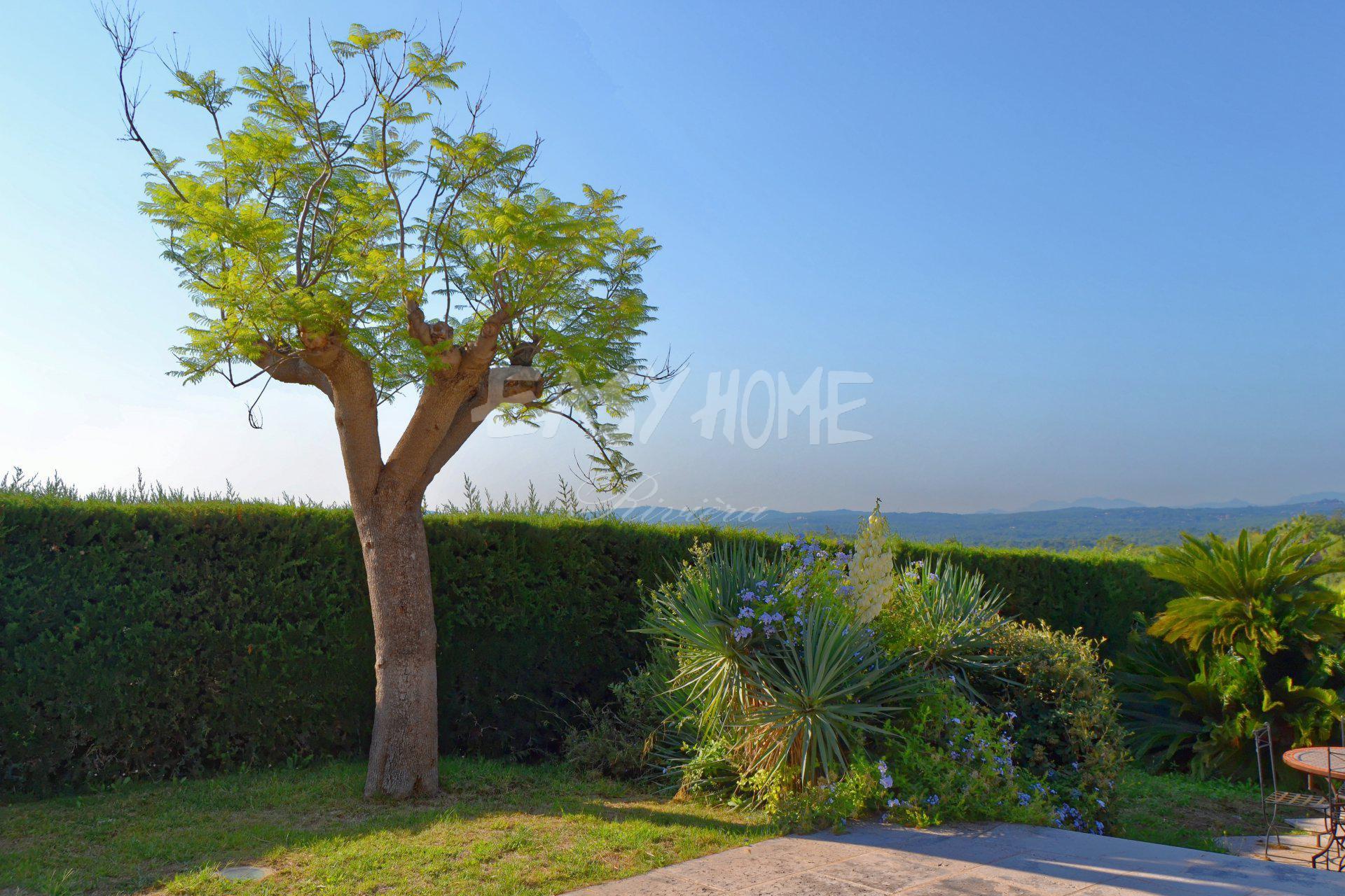 achat vente  villa  vue mer panoramique roquefort les pins