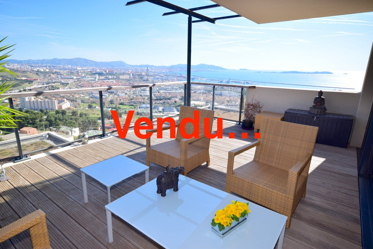 APPARTEMENT T3 VUE MER 13016 MARSEILLE L'ESTAQUE