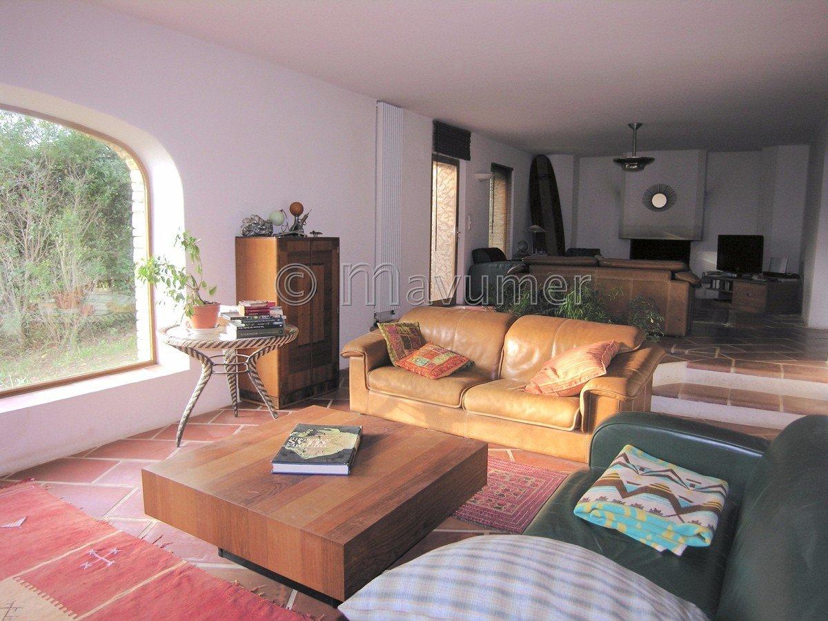 Maison T7 vue mer La Cadière d'azur 83740