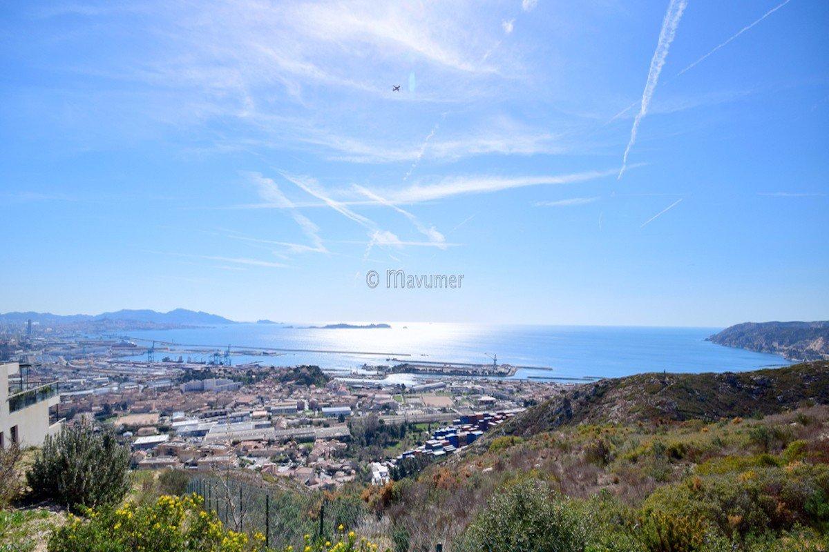 House sea 13016 Marseille Estaque Grand Bay