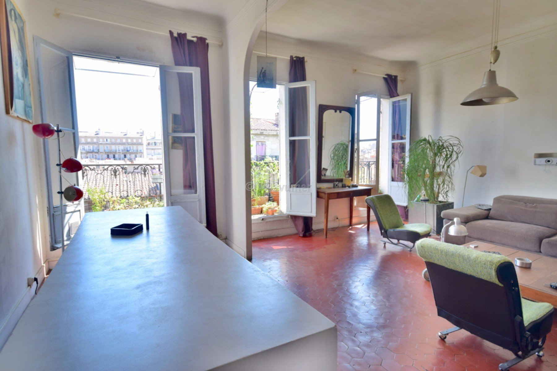 Sale Apartment - Marseille 1er