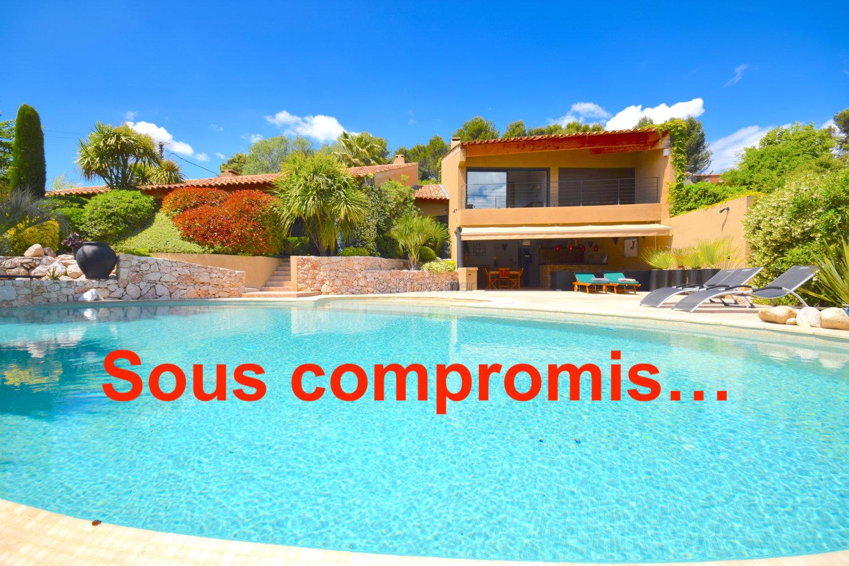 Villa d architecte + Studio 13400 Aubagne