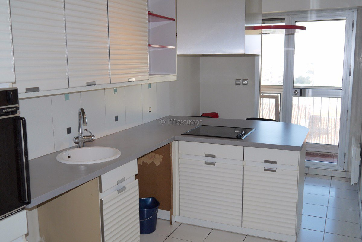 APARTMENT T3 / 4 THE CHARTREUX 13004 MARSEILLE