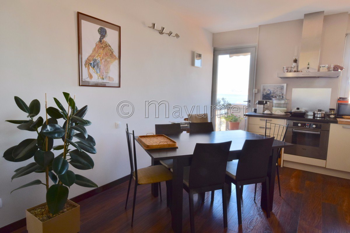 sea ??view Apartment T2 13007 Marseille Le Pharo / € 330,000