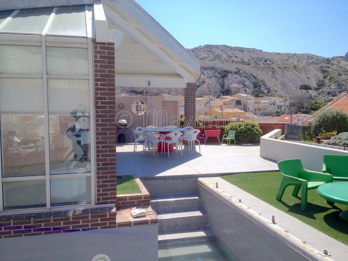 Sale House - Marseille 8ème