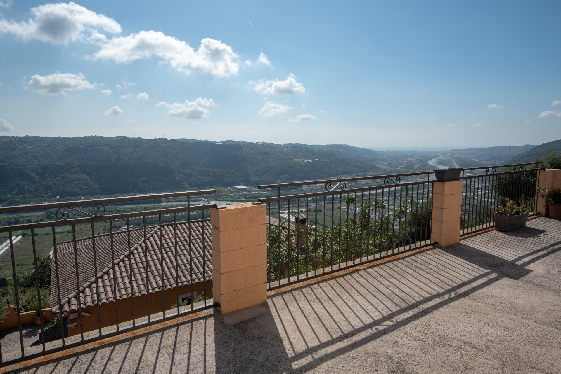 Villa - Vue Panoramique Mer et Montagne