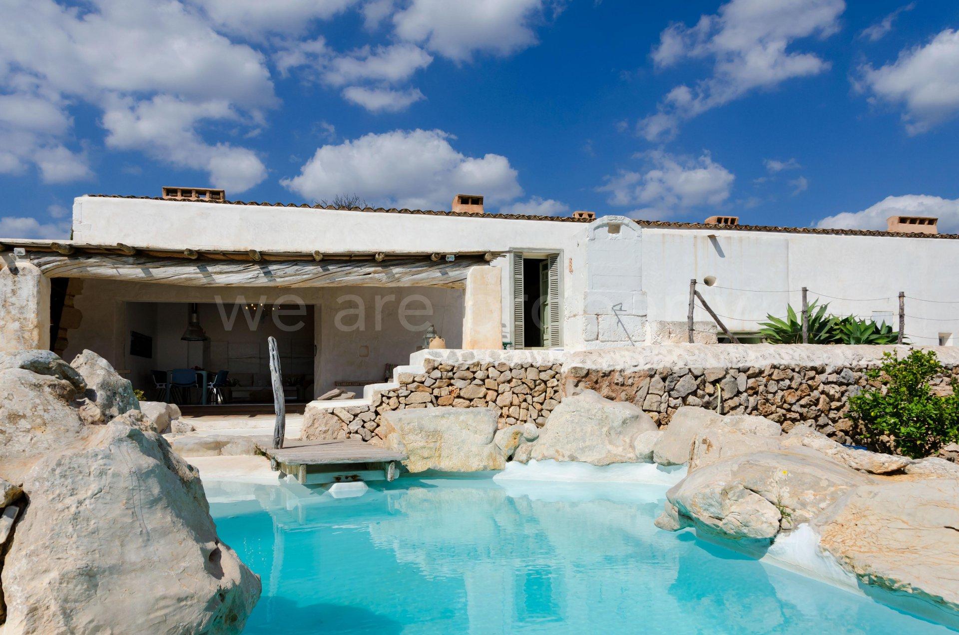 Försäljning Villa - Sant Llorenç des Cardassar - Spanien