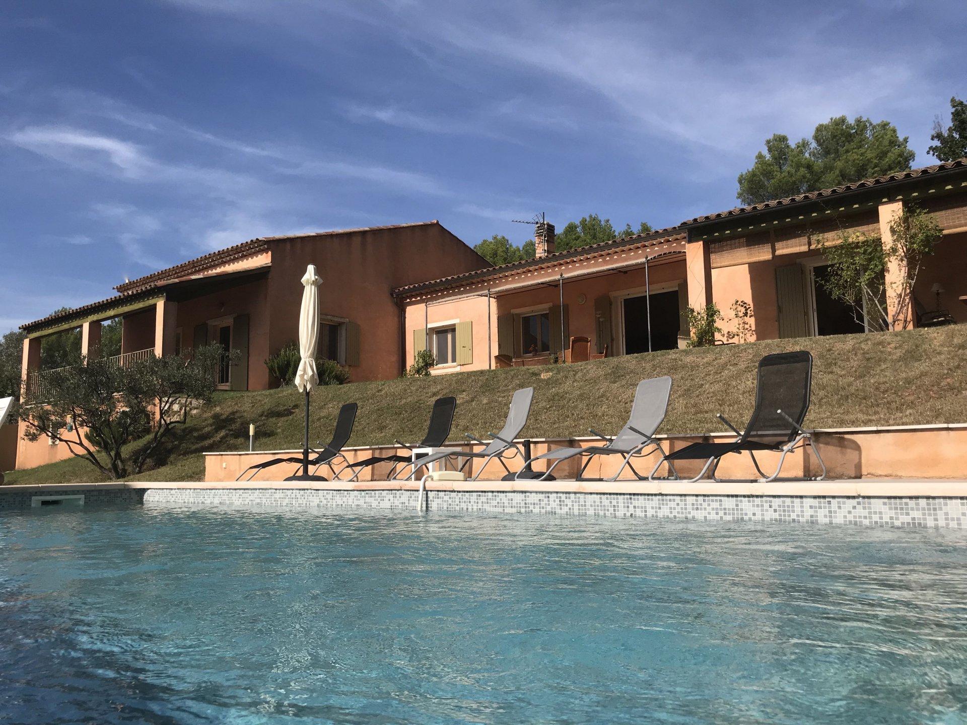 House Villecroze Var Provence
