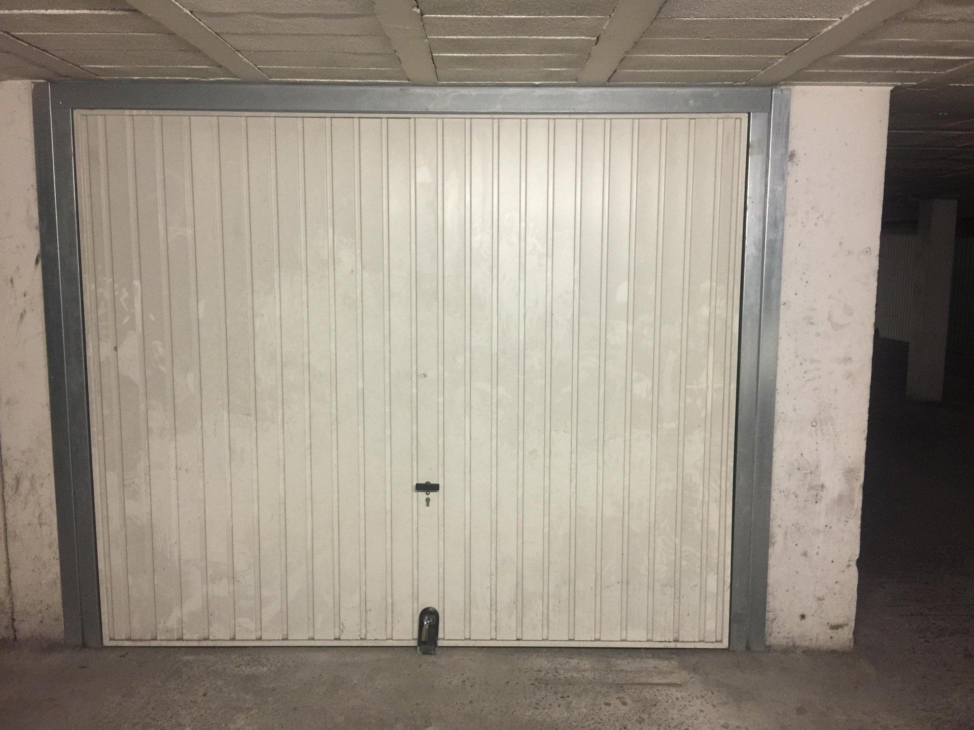 Garage BOX en sous-sol dans résidence sécuriseé
