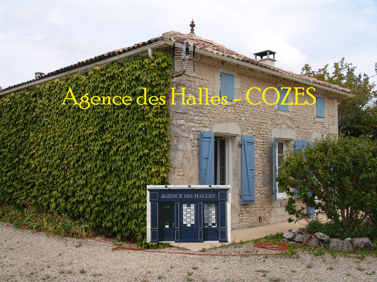 Beautiful Charente Residence of 200 sq m