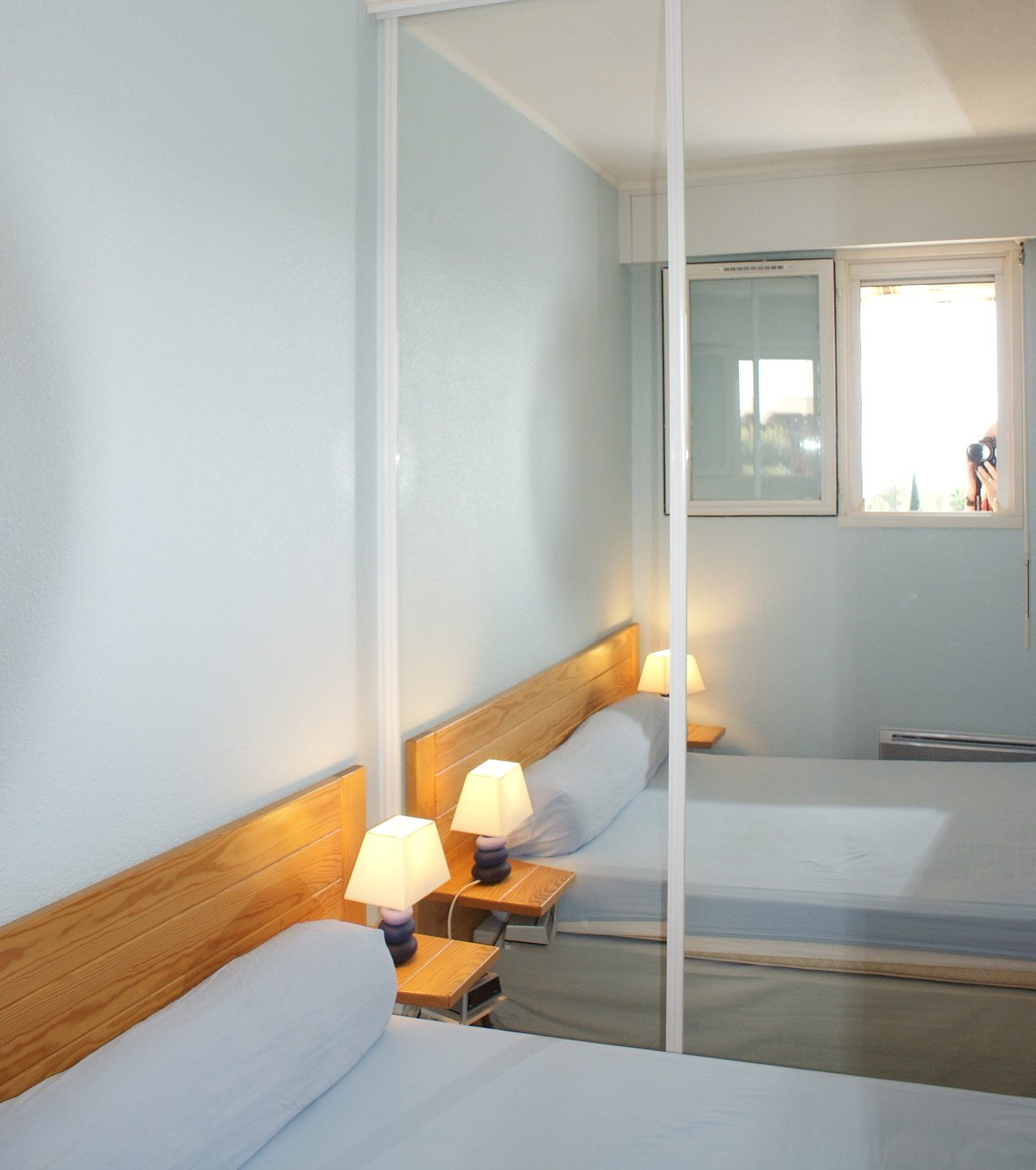 2 Zimmer mit Meerblick in tadellosem Zustand