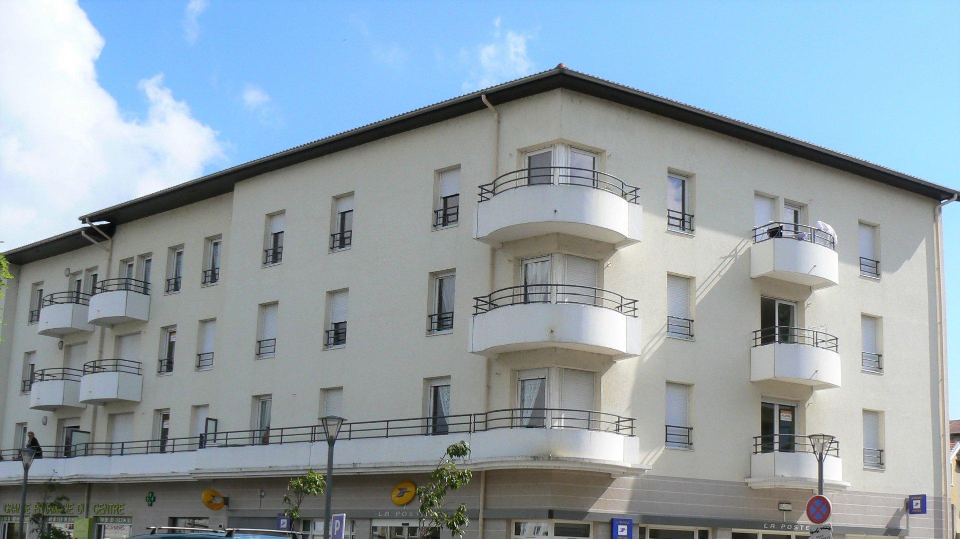 Appartement récent à la RICAMARIE