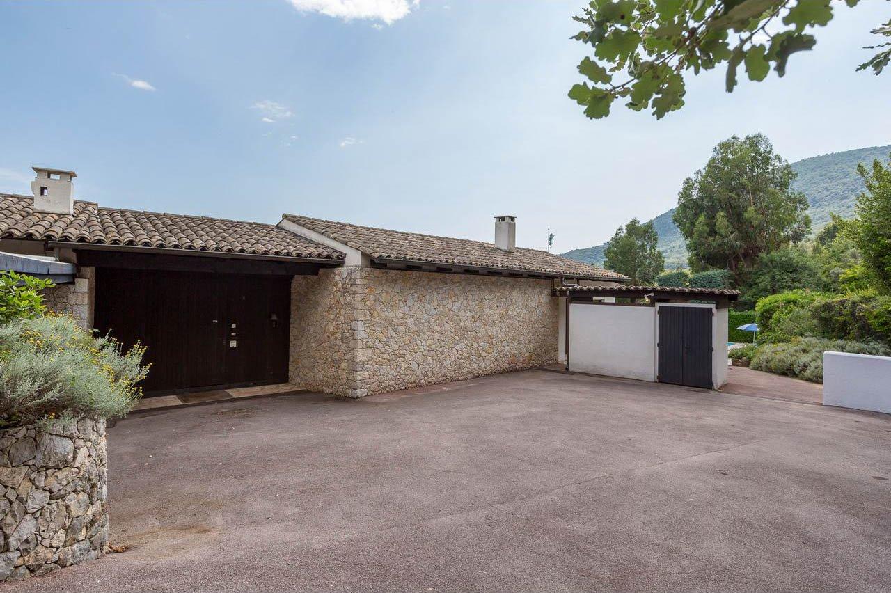 Villa avec vue panoramique - Carros