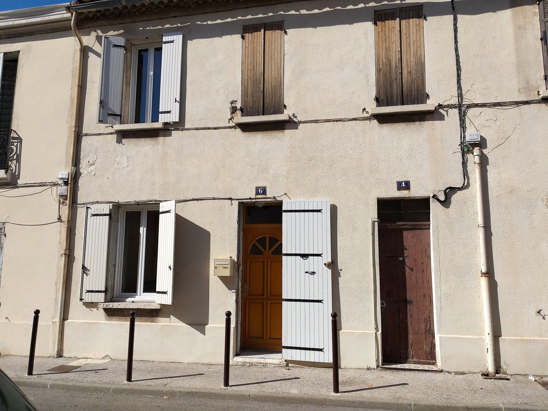 MAISON DE VILLE TYPE 3  AVEC COUR PORT DE BOUC