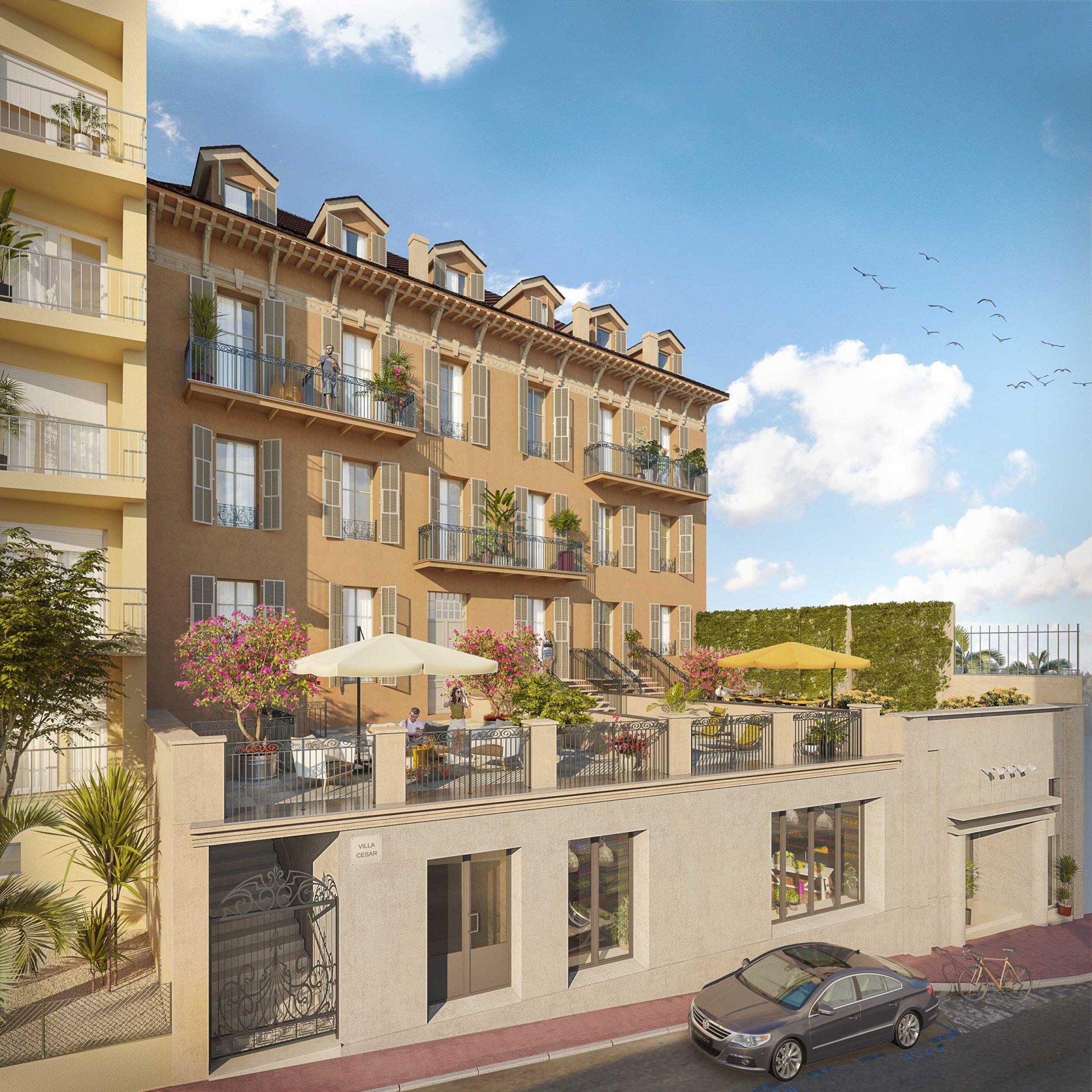 Programme Immeuble - Villefranche-sur-Mer