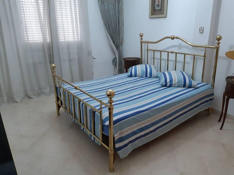 A vendre un s+2 de 104 m² aux Jardins de Carthage
