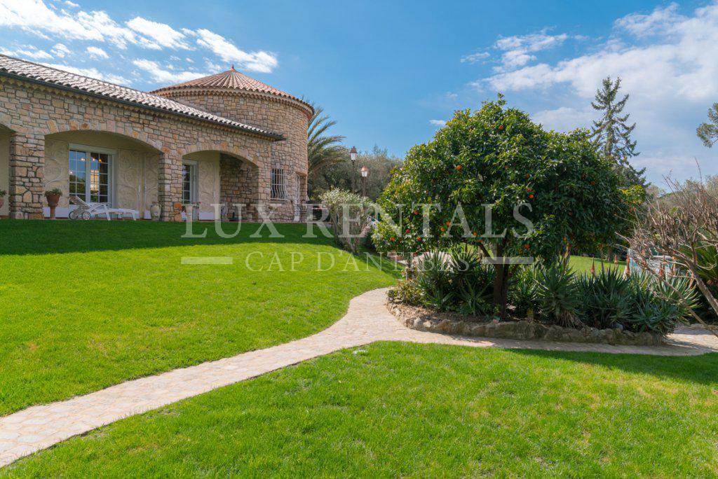 Sale Property - Cap d'Antibes