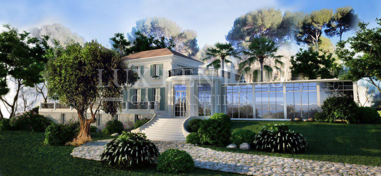 Vente Propriété - Antibes Cap-d'Antibes