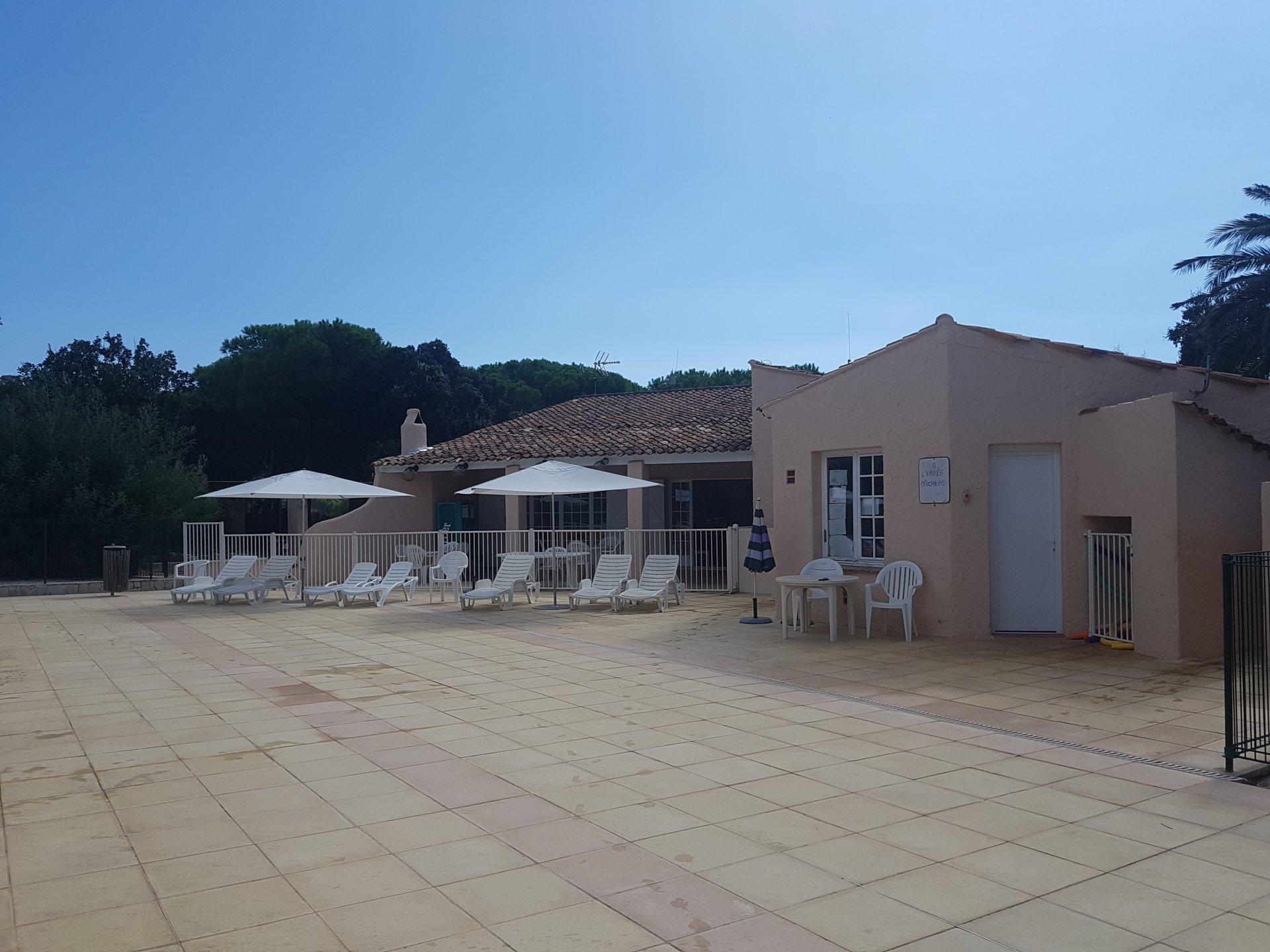 GIGARO / ROMARINS - Mas 3 bedrooms sea view