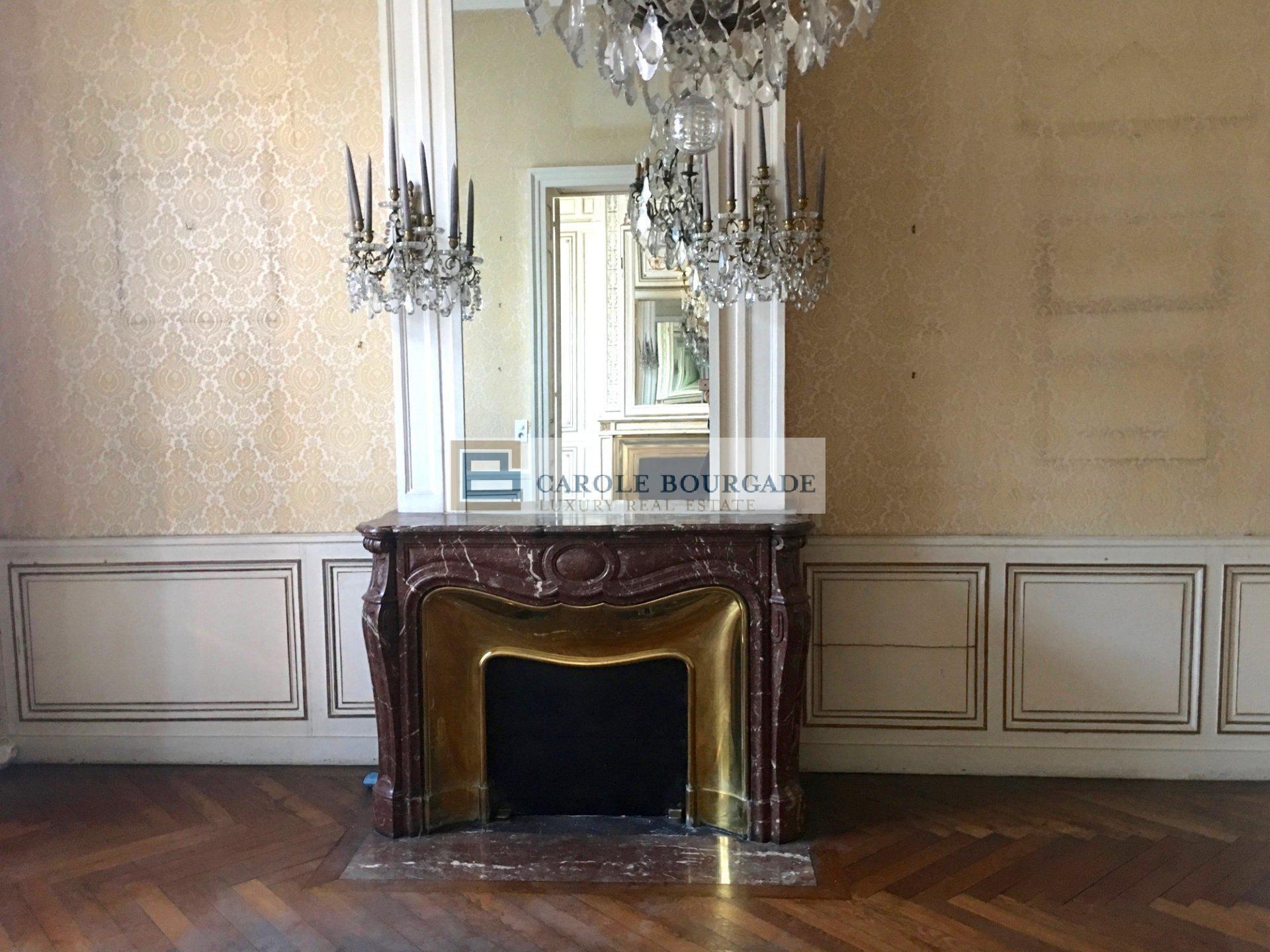 Hotel Particulier d'exception-450m²- Bordeaux Jardin Public