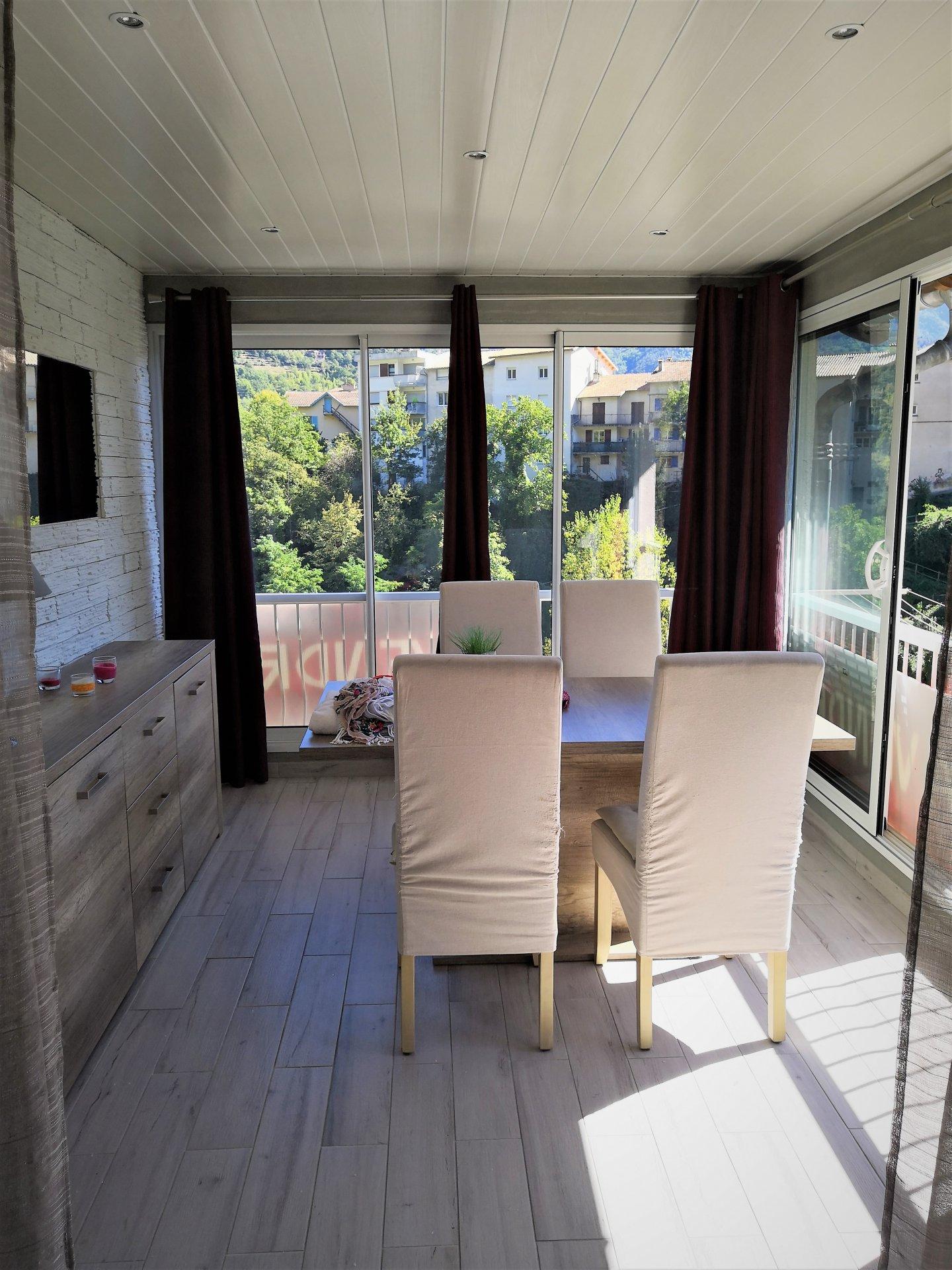 Appartement Roquebillière