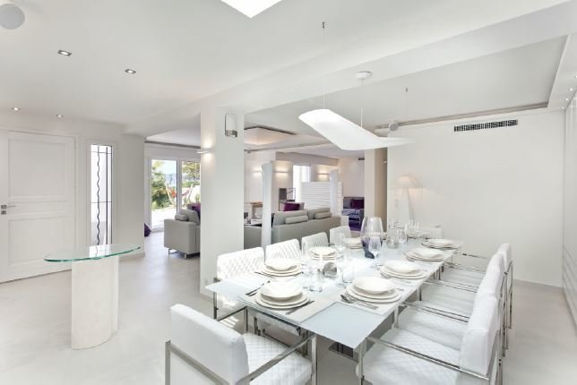 MAGNIFICENT VILLA WITH SEA VIEW - CAP D'ANTIBES