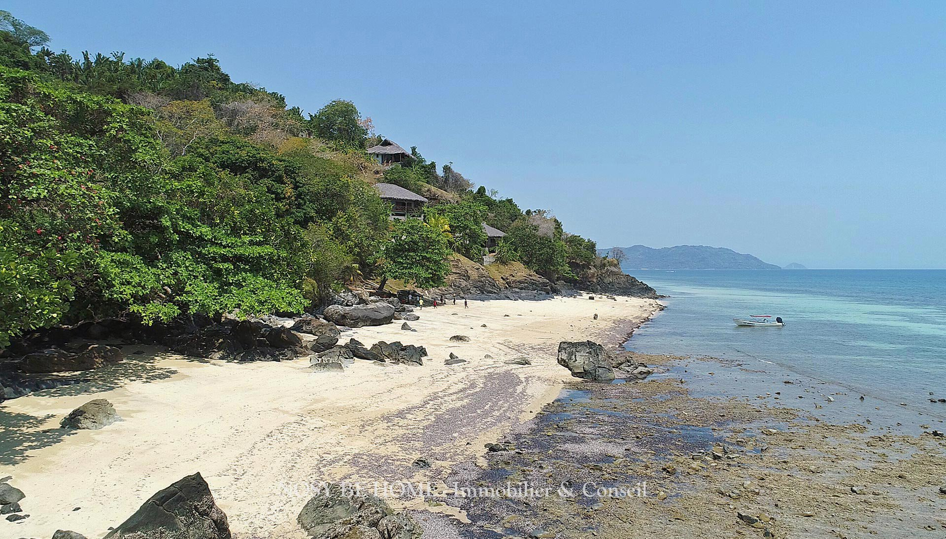 Sale Bed and breakfast - Nosy Komba - Madagascar