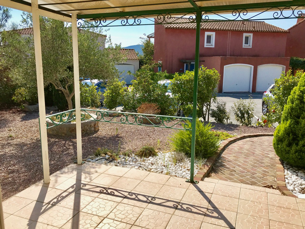 Nice house at Golf-course of Roquebrune-sur-Argens