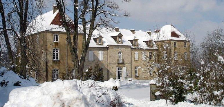 Château de Montmartin in the Doubs