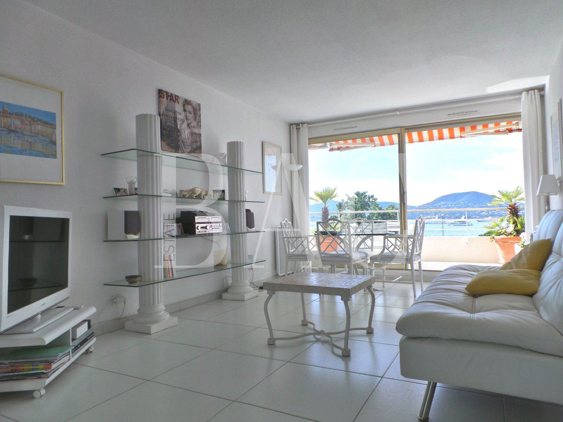 Saint Tropez, facing the sea and only few meters from the Place des Lices
