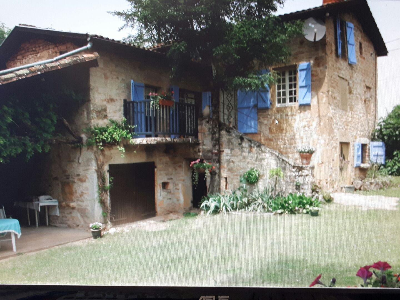 Vente Maison - St Antonin Noble Val