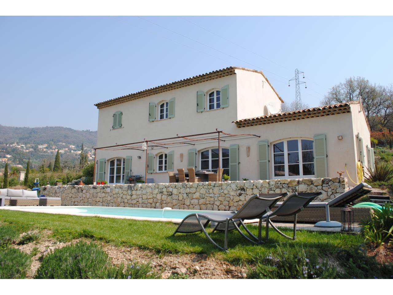 Sale House - Châteauneuf-Grasse