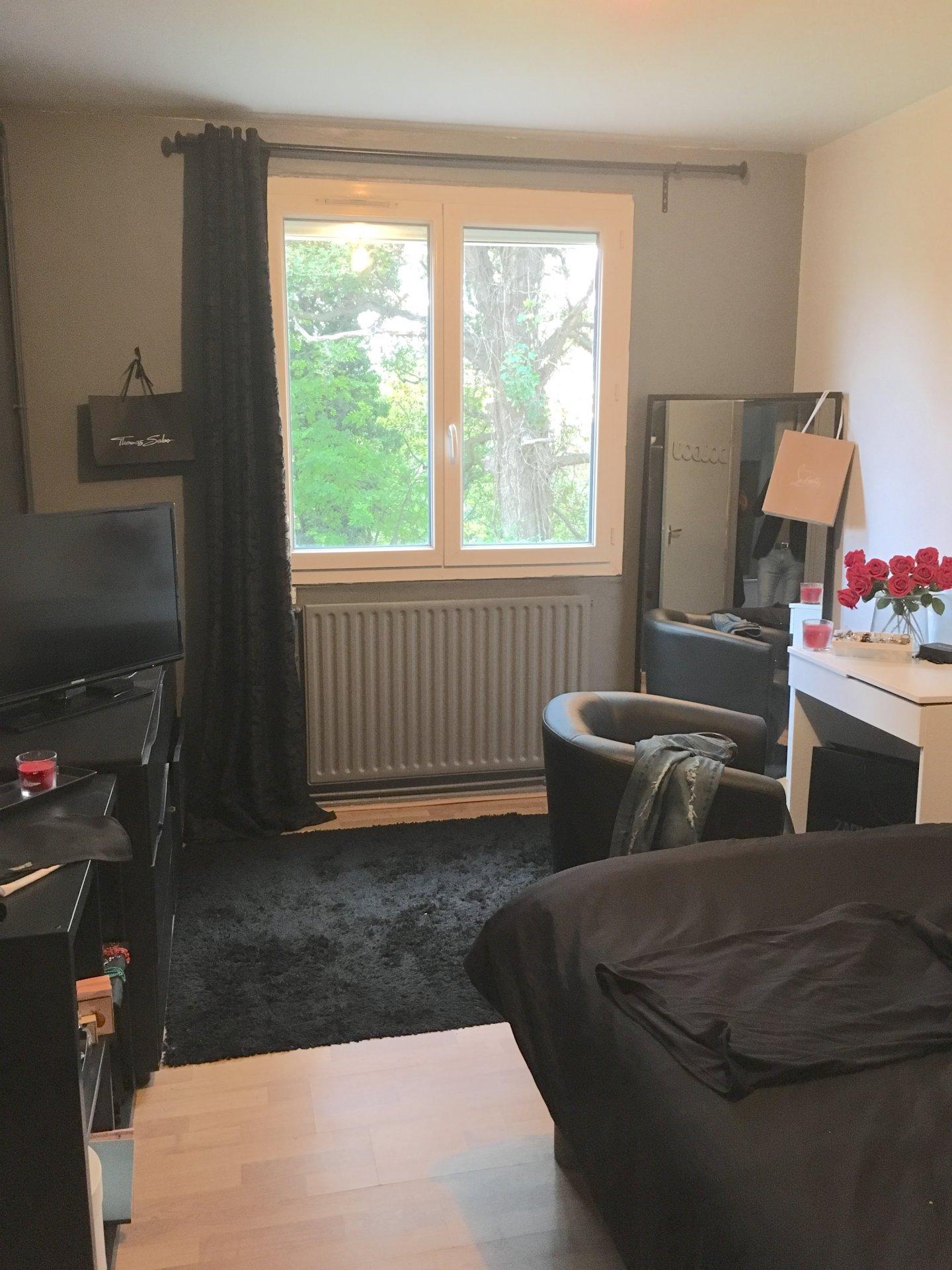 Appartement T3 dans résidence au calme