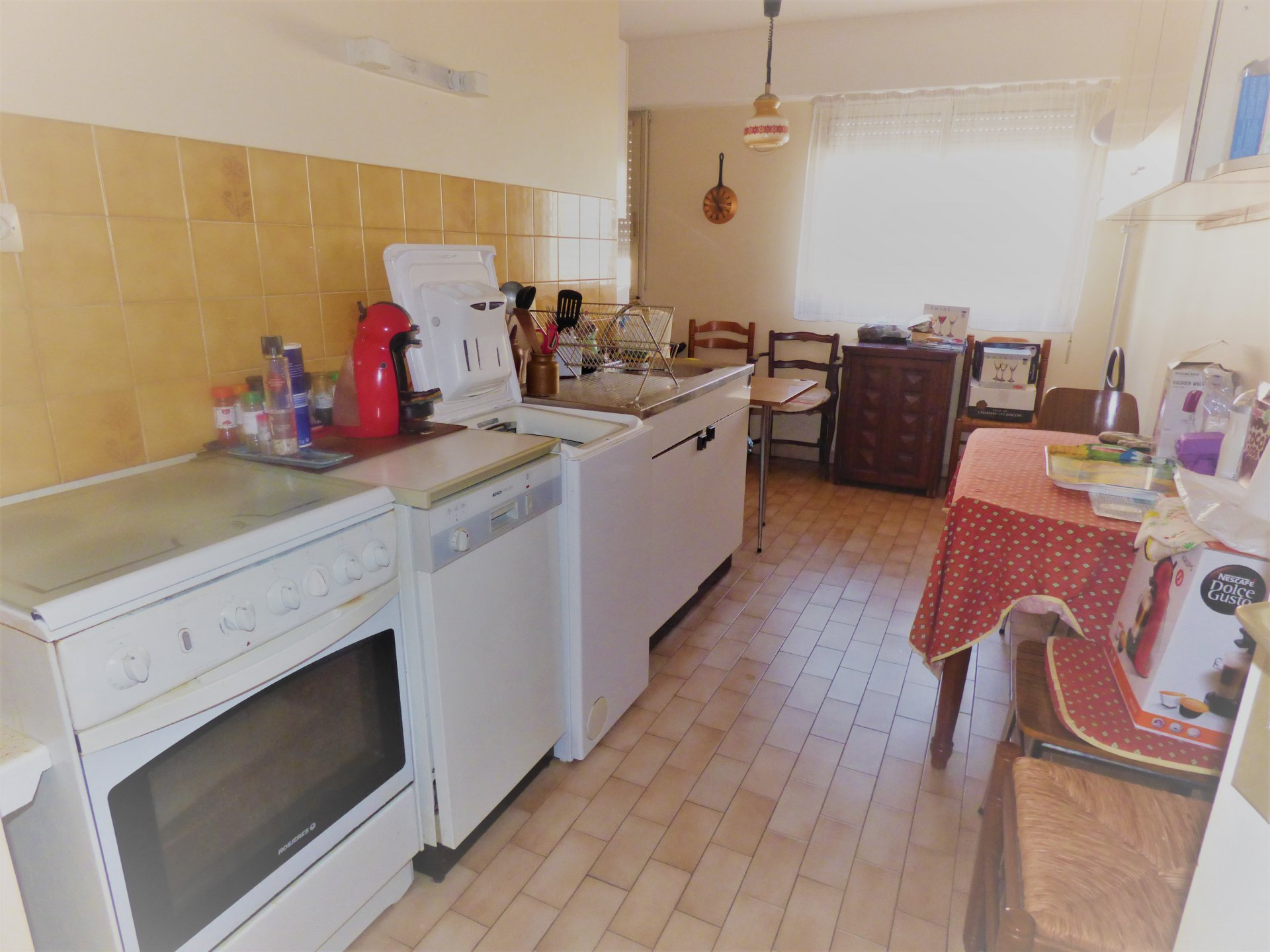 Large 1 bedroom apartment for sale in Vallauris, Côte d'Azur