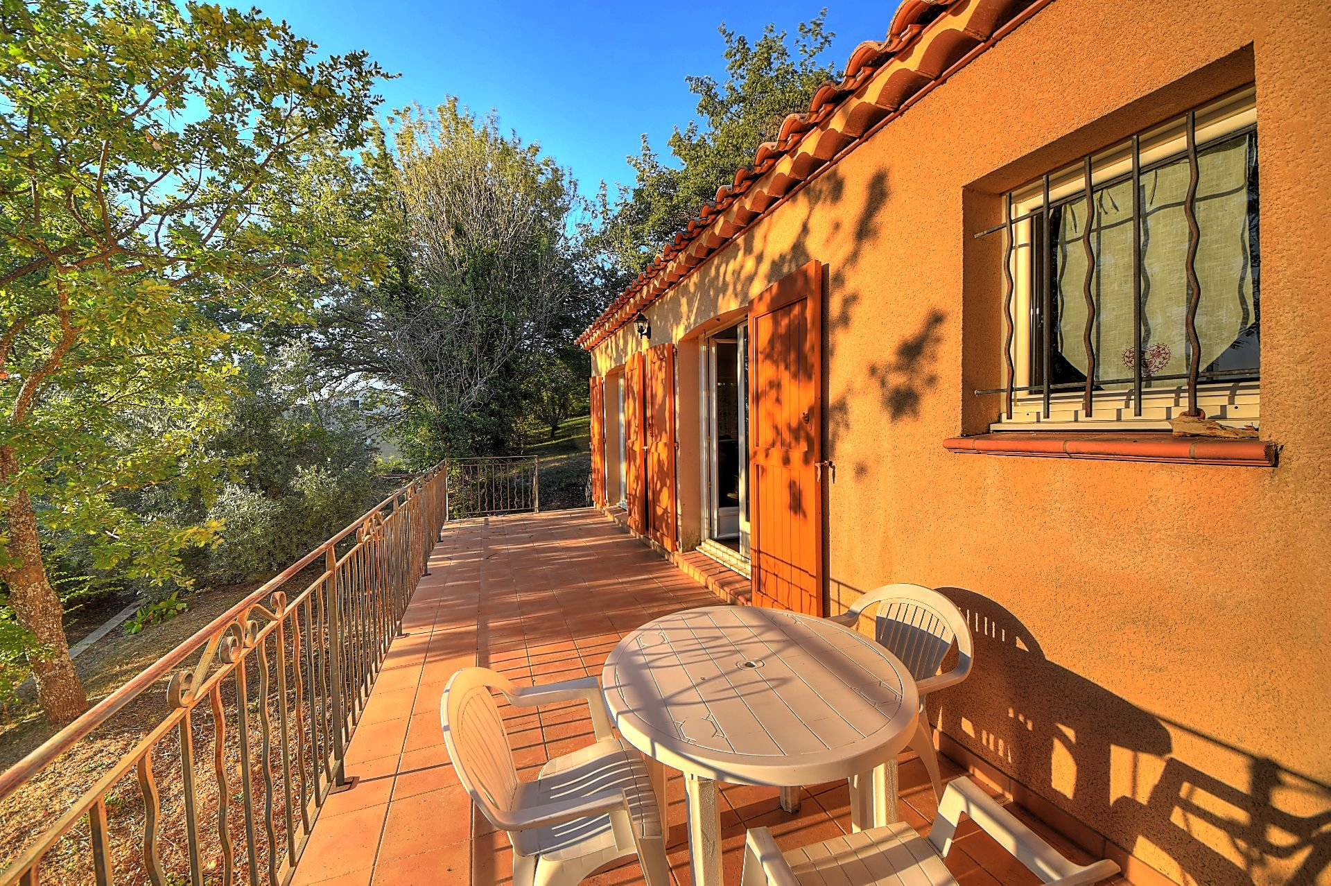Villa 79 m², 2 bedrooms, terrace, Bauduen, Var, Verdon,