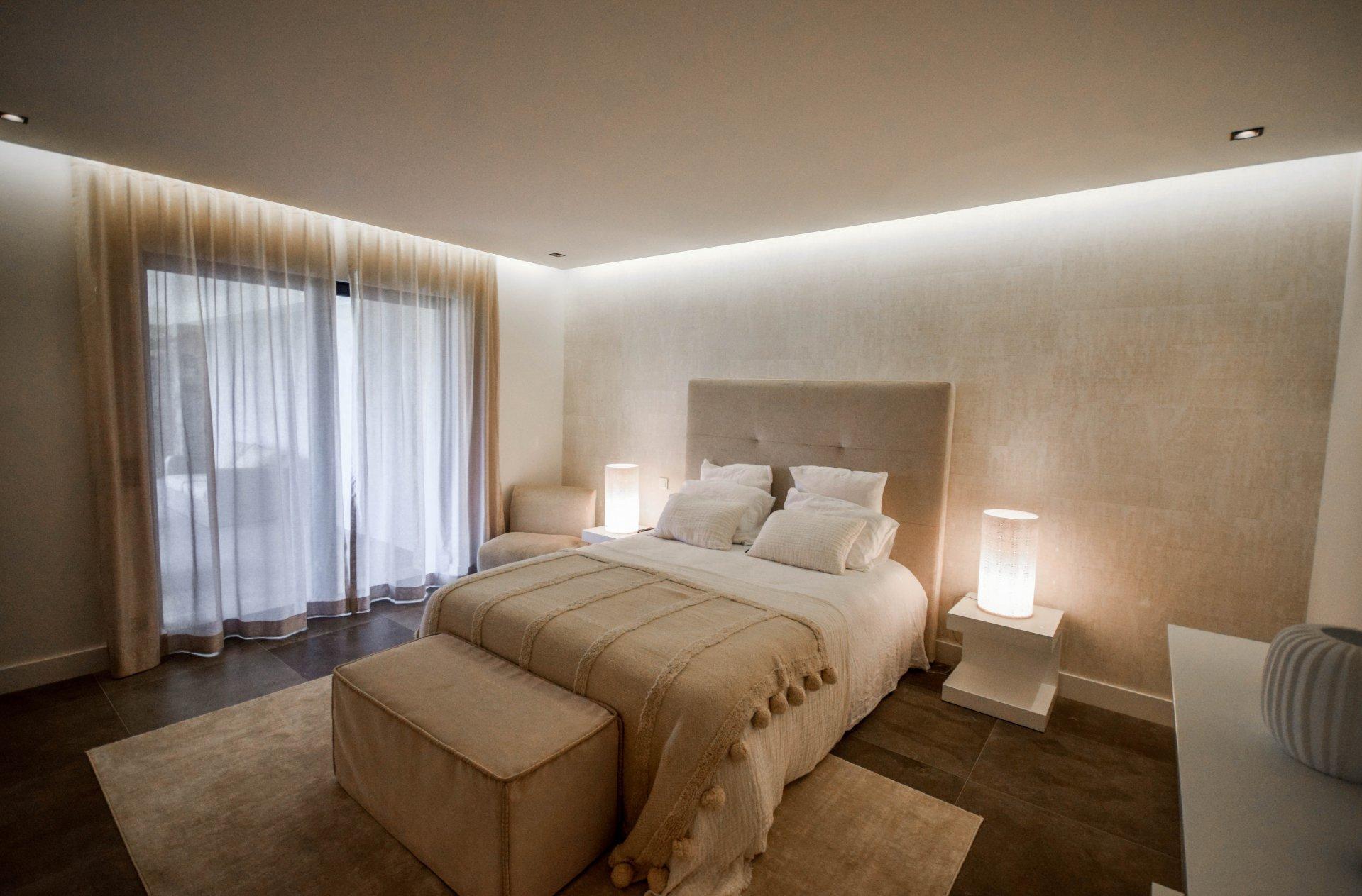 Sea view luxury villa at Sainte Maxime